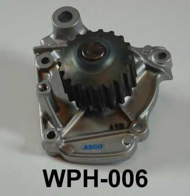 Водяной насос AISIN WPH-006 - изображение