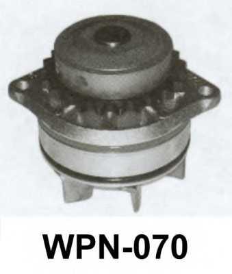 Водяной насос AISIN WPN-070 - изображение