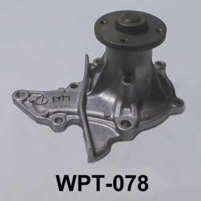 Водяной насос AISIN WPT-078 - изображение