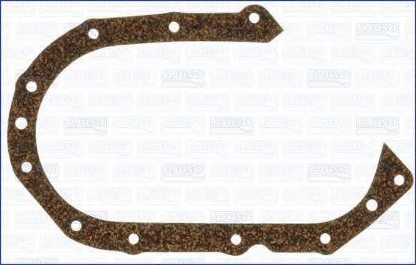Прокладка картера рулевого механизма AJUSA 00080100 - изображение