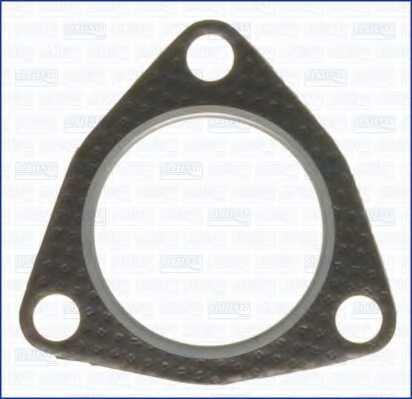 Прокладка выхлопной трубы AJUSA 00666600 - изображение