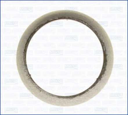 Прокладка выхлопной трубы AJUSA 01163900 - изображение