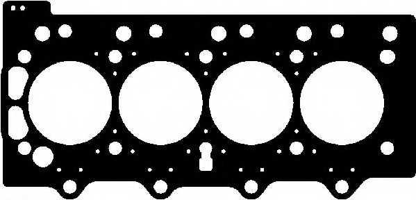 Прокладка головки цилиндра AJUSA 10119400 - изображение