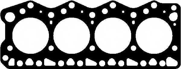 Прокладка головки цилиндра AJUSA 10120800 - изображение