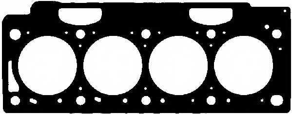 Прокладка головки цилиндра AJUSA 10122000 - изображение