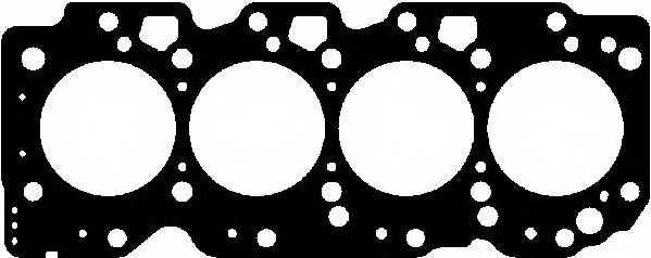 Прокладка головки цилиндра AJUSA 10124100 - изображение