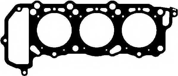 Прокладка головки цилиндра AJUSA 10124300 - изображение