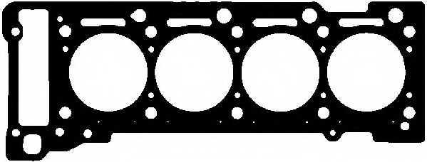 Прокладка головки цилиндра AJUSA 10128100 - изображение