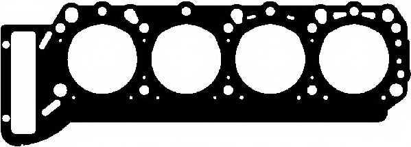 Прокладка головки цилиндра AJUSA 10128400 - изображение