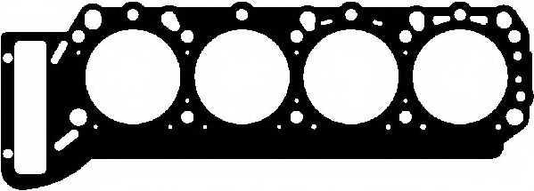 Прокладка головки цилиндра AJUSA 10128700 - изображение