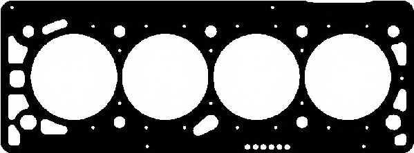 Прокладка головки цилиндра AJUSA 10129300 - изображение