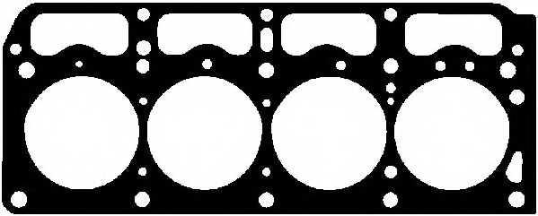 Прокладка головки цилиндра AJUSA 10138800 - изображение
