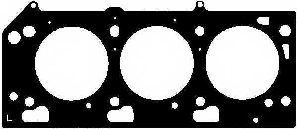 Прокладка головки цилиндра AJUSA 10139600 - изображение