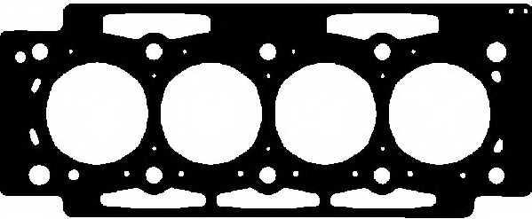 Прокладка головки цилиндра AJUSA 10140700 - изображение