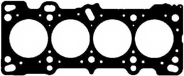 Прокладка головки цилиндра AJUSA 10143400 - изображение