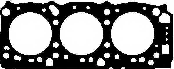 Прокладка головки цилиндра AJUSA 10145100 - изображение