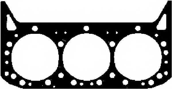 Прокладка головки цилиндра AJUSA 10149200 - изображение
