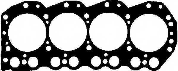 Прокладка головки цилиндра AJUSA 10149600 - изображение