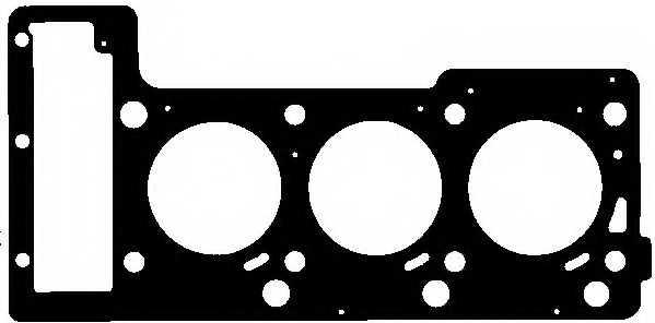 Прокладка головки цилиндра AJUSA 10150100 - изображение