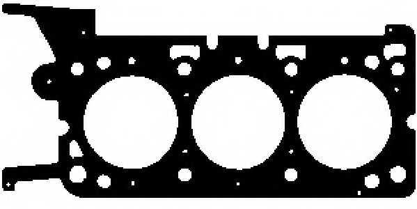 Прокладка головки цилиндра AJUSA 10157600 - изображение