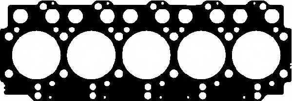 Прокладка головки цилиндра AJUSA 10158600 - изображение