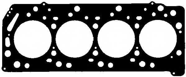 Прокладка головки цилиндра AJUSA 10159320 - изображение