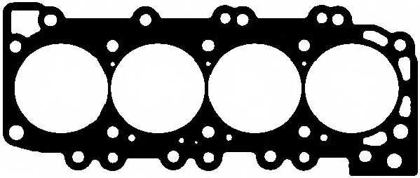Прокладка головки цилиндра AJUSA 10160220 - изображение