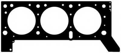 Прокладка головки цилиндра AJUSA 10177500 - изображение