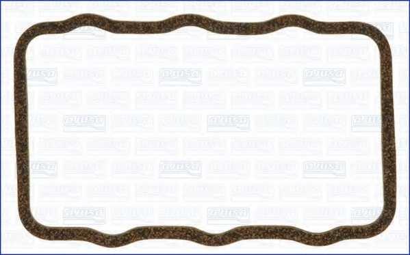 Прокладка крышки головки цилиндра AJUSA 11027100 - изображение