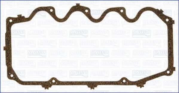 Прокладка крышки головки цилиндра AJUSA 11035400 - изображение