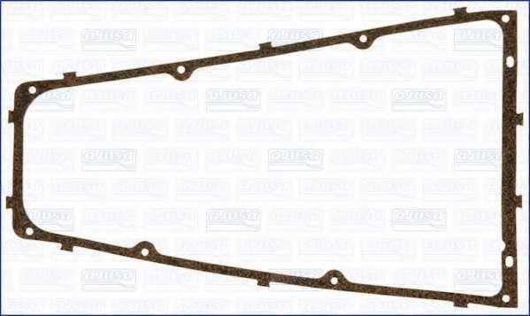 Прокладка крышки головки цилиндра AJUSA 11037700 - изображение
