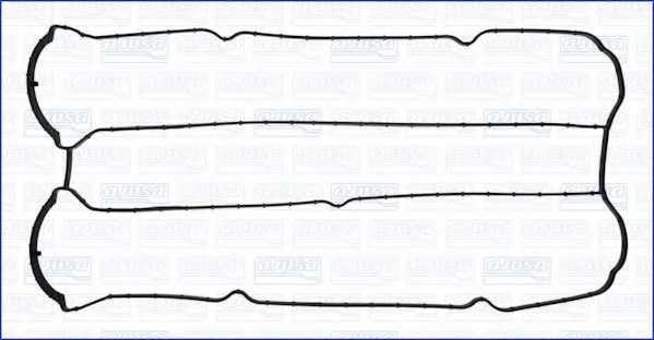 Прокладка крышки головки цилиндра AJUSA 11096200 - изображение