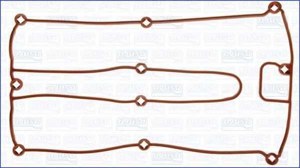 Прокладка крышки головки цилиндра AJUSA 11098400 - изображение
