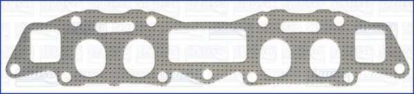 Прокладка впускного / выпускного коллектора AJUSA 13037500 - изображение