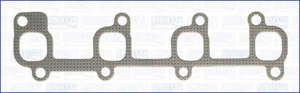Прокладка выпускного коллектора AJUSA 13057600 - изображение