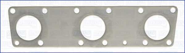 Прокладка выпускного коллектора AJUSA 13070800 - изображение