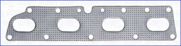 Прокладка выпускного коллектора AJUSA 13072100 - изображение