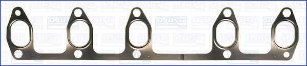 Прокладка выпускного коллектора AJUSA 13207300 - изображение