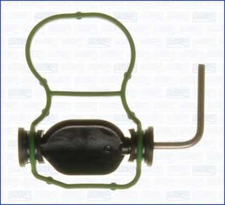 Прокладка выпускного коллектора AJUSA 13212600 - изображение
