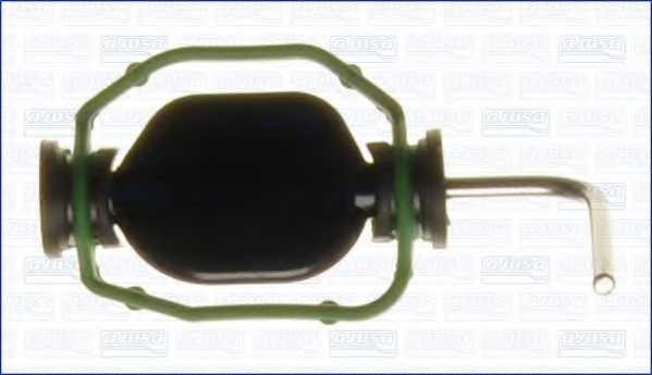 Прокладка выпускного коллектора AJUSA 13212700 - изображение