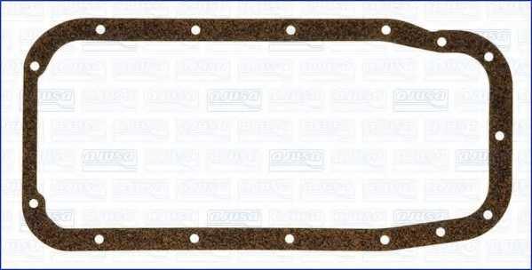 Прокладка, масляный поддон AJUSA 14023900 - изображение
