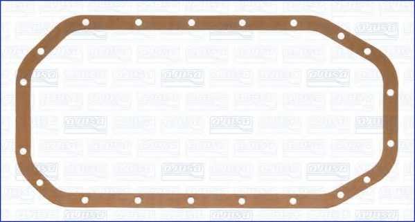 Прокладка, масляный поддон AJUSA 14024400 - изображение
