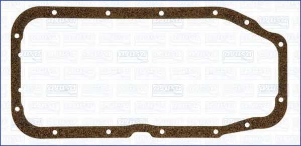 Прокладка, масляный поддон AJUSA 14027600 - изображение