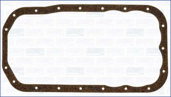 Прокладка, масляный поддон AJUSA 14032000 - изображение
