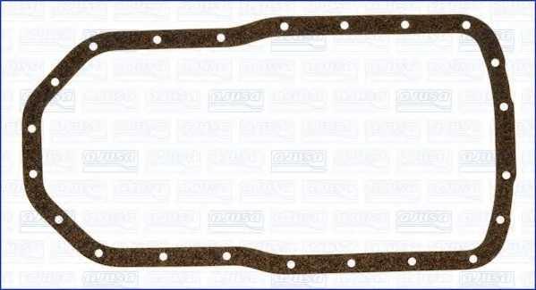 Прокладка, масляный поддон AJUSA 14033200 - изображение