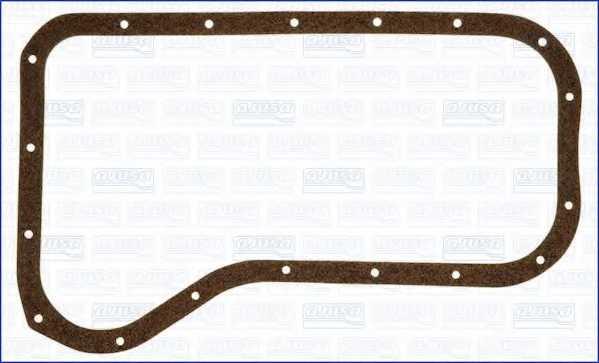 Прокладка, масляный поддон AJUSA 14035200 - изображение