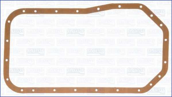 Прокладка, масляный поддон AJUSA 14040100 - изображение