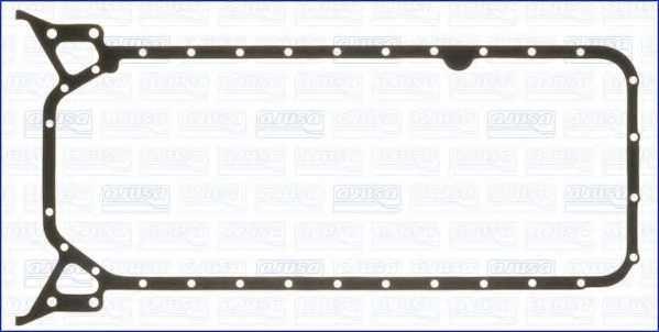 Прокладка маслянного поддона AJUSA 14043700 - изображение