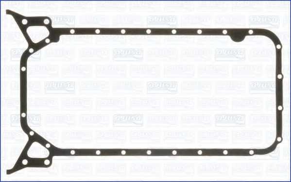 Прокладка, масляный поддон AJUSA 14044200 - изображение