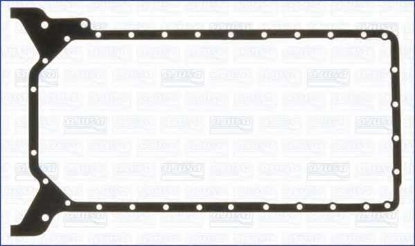 Прокладка, масляный поддон AJUSA 14044600 - изображение